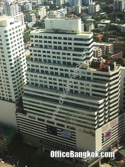Jasmine City Building - Office Space for Rent on Sukhumvit Area nearby Phrom Phong BTS Station and Sukhumvit MRT Station.