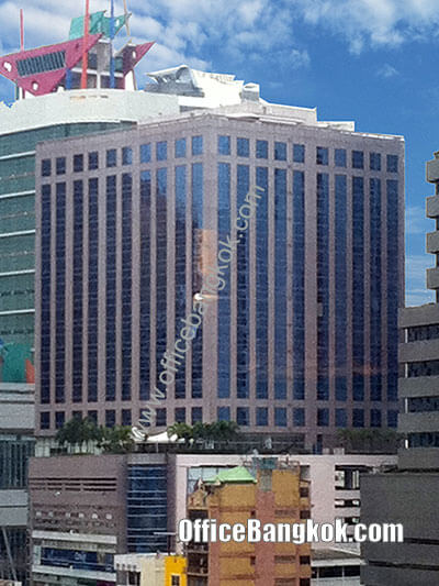 RSU Tower - Office Space for Rent on Sukhumvit Area nearby Phrom Phong BTS Station.