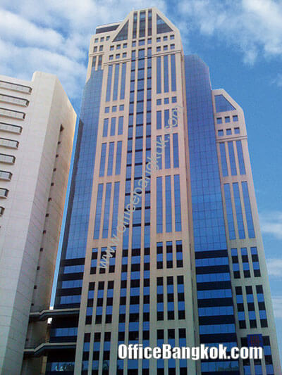 Two Pacific Place - Office Space for Rent on Sukhumvit Area nearby Nana BTS Station.
