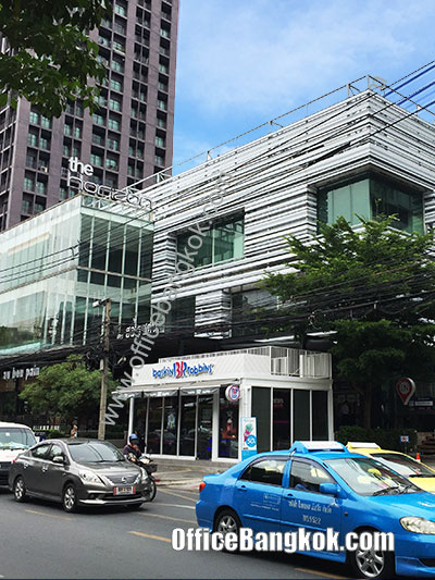 The Horizon - Office Space for Rent on Sukhumvit Area.