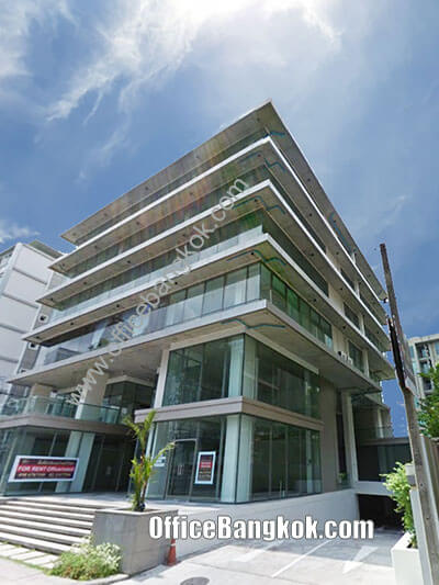 The Paul Sukhumvit 64 - Office Space for Rent on Sukhumvit Area nearby Punnawithi BTS Station.