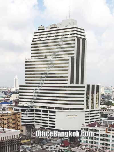 Jewelry Center Building - Office Space for Rent on Surawong Area