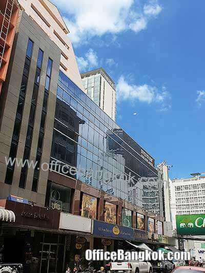 Kitpanit Building - Office Space for Rent on Surawong Area