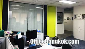 Rent Furnished Office Space close to Chidlom BTS Station