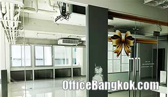Rent Office Space on Phayathai Road Close to BTS Station
