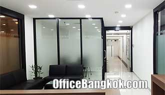 Fully Furnished Office Space for Rent near BTS Asoke