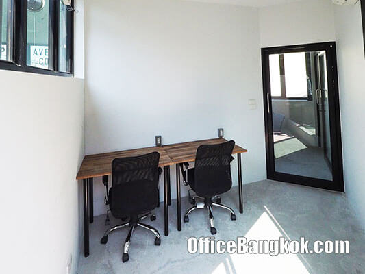 Rent Co-Working Space or Fully Furnished Office near BTS Station