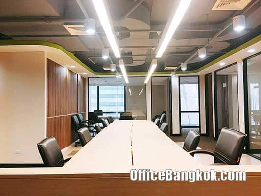 Rent Fully Furnished Office Space close to Asoke BTS Station
