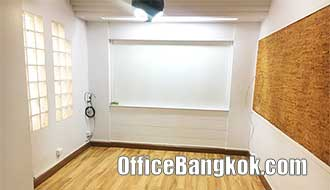 Cheap and Small Office Space for Rent near BTS Asoke