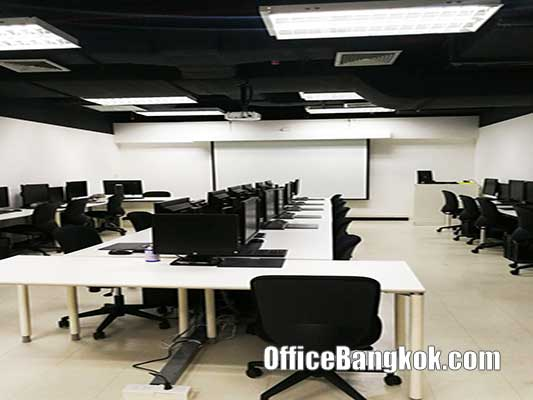 Office Space for Rent on Rama 4 near MRT Station