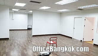 Office Space for Rent on Ratchadapisek close to Sutthisan MRt Station