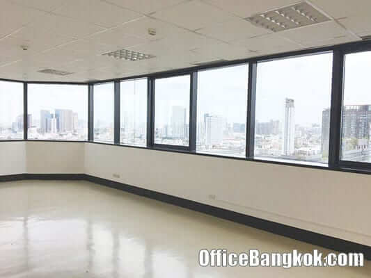 Office for Rent Ratchada near MRT Station