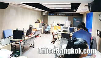 Small Office for Rent Sutthisan MRT Station