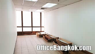Cheap and Small Office Space for Rent near Phetchaburi MRT Station