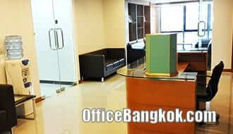 Office for rent at Thai Wah Tower