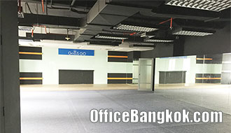 Office Space for Rent with Partly Furnished on Phahonyothin