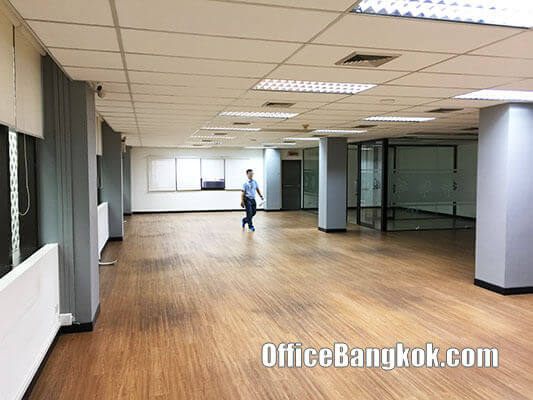 Office Space for Rent on Phahonyothin