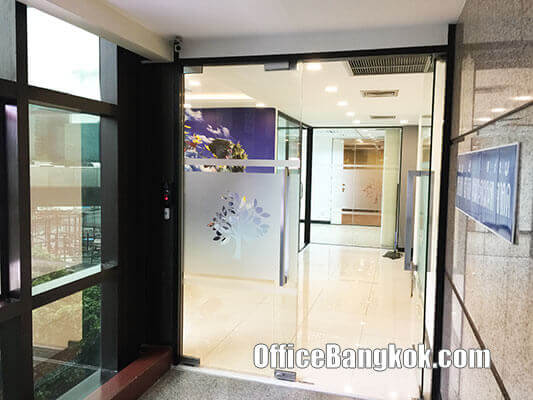 Rent Office Parlty Furnished 200 sqm Phahonyothin