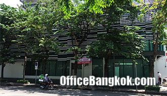 3 Storey of Stand Alone Office Building for Rent on Surawong