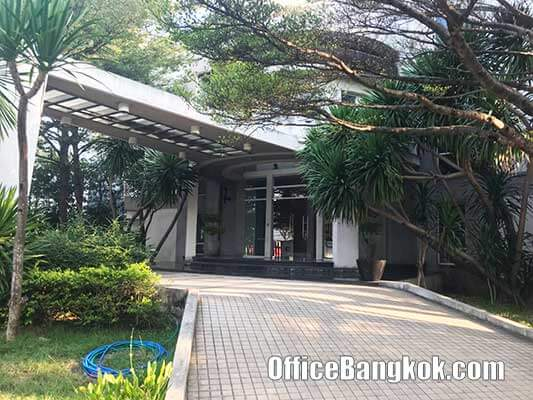 Fully Furnished Office and Warehouse for Rent near Suan Siam