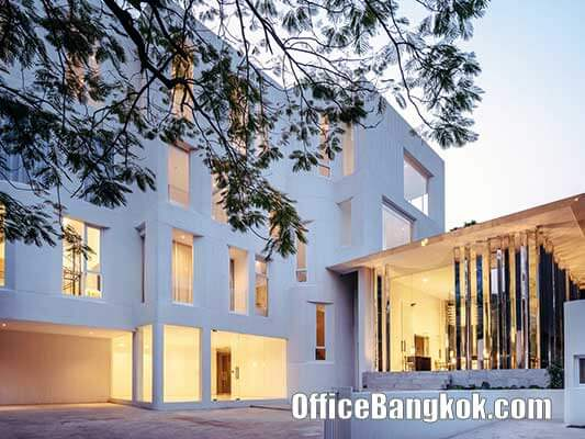 Stand Alone Office Building for Rent on Thonglor-Ekamai
