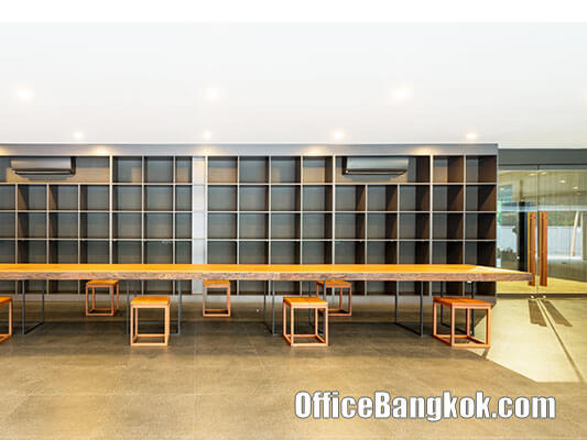 Stand Alone of Modern Office for Rent in Bangkok on Bangna Area