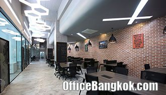 Cheap Fully Furnished Office Space For Rent on Rama 4
