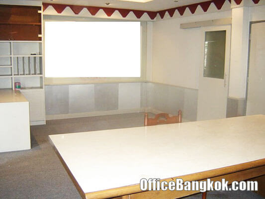 Small and Cheap Office Space for Rent on Sukhumvit 39 nearby Phrom Phong