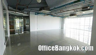 Fully Furnished office space for rent on Ratchadaphisek Road