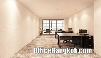 Rent Office at Charn Issara 2 on New Petchburi Road