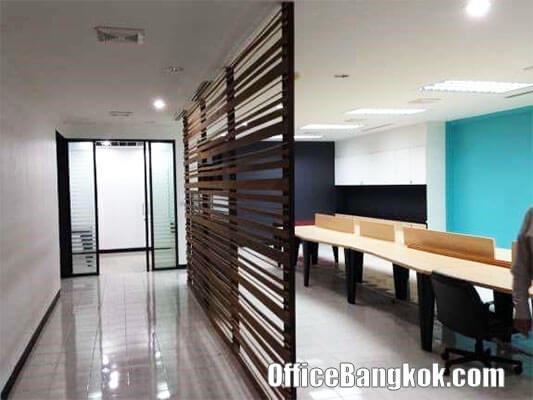 Cheap Office for Rent with Partly Furnished at SSP Tower 1 Ekamai