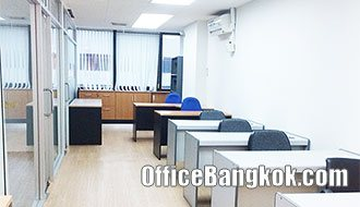 SSP Tower Ekamai Furnished Office for Rent on Sukhumvit