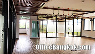 Furnished Office Space for Rent at Chiang Mai Province