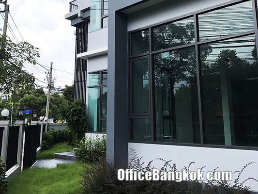 Home Office 4 storey for Sale at Pak Kret, Nonthaburi.