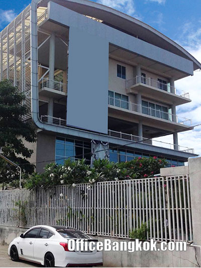 Office Building with Warehouse for Sale on Thepharak Road, Bang Phli, Samut Prakan Province