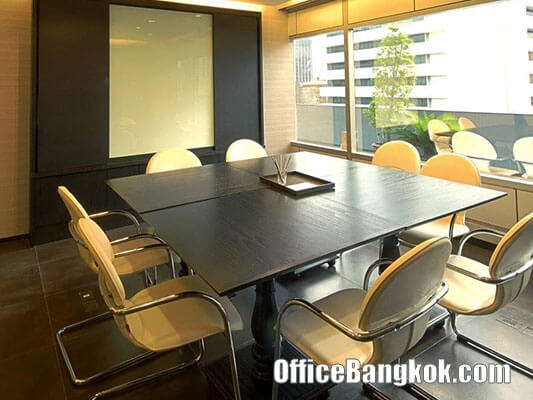 Service Office for Rent at Alma Link Building