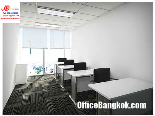 Service Office for Rent at President Tower