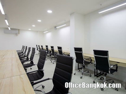Service Office for Rent at Siam Square