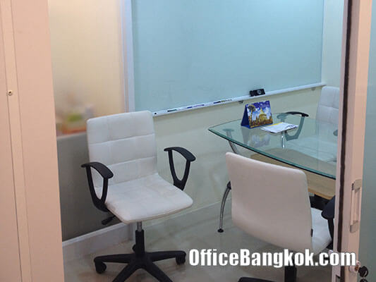 Service Office for Rent at Phayathai Plaza