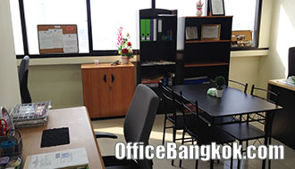 Service Office for rent on Phayathai Area