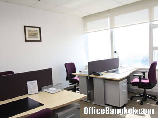 Service Office for Rent at All Seasons Place - CRC Tower