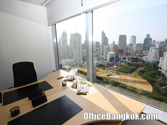 Service Office for Rent at All Seasons Place - M Thai Tower