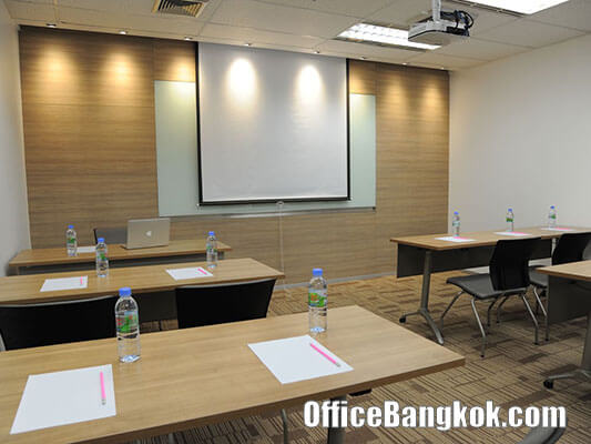 Service Office for Rent at Q House Ploenchit