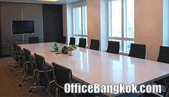 Service Office for rent on Phloen Chit Area