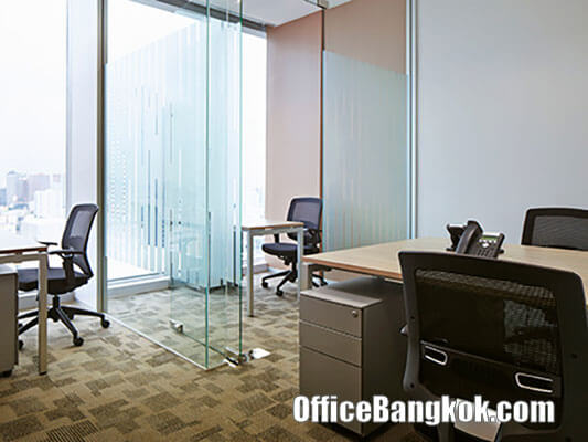 Service Office for Rent at AIA Capital Center