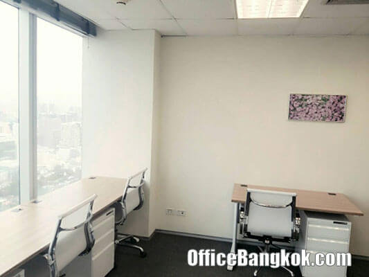 Service Office for Rent at Empire Tower