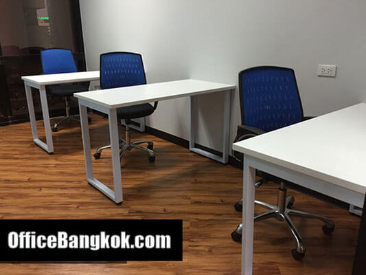 Service Office for Rent at Sathorn Nakorn Tower - 1