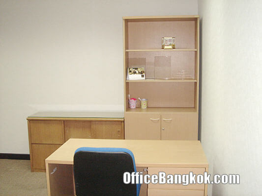 Service Office for Rent at Sathorn Thani Building 2