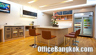 Service Office for rent on Sathorn Area