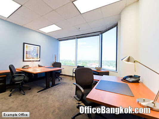 Service Office for Rent at Chartered Square